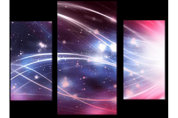 Абстракция из космоса