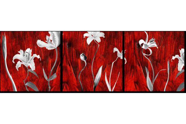 Арт лилии