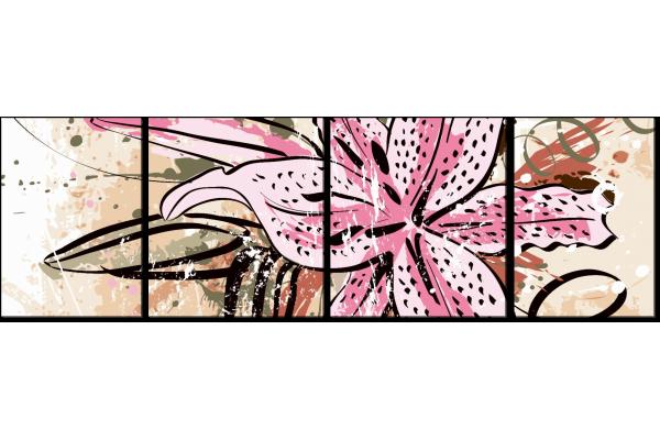 Арт лилия