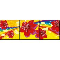 Радужные лилии