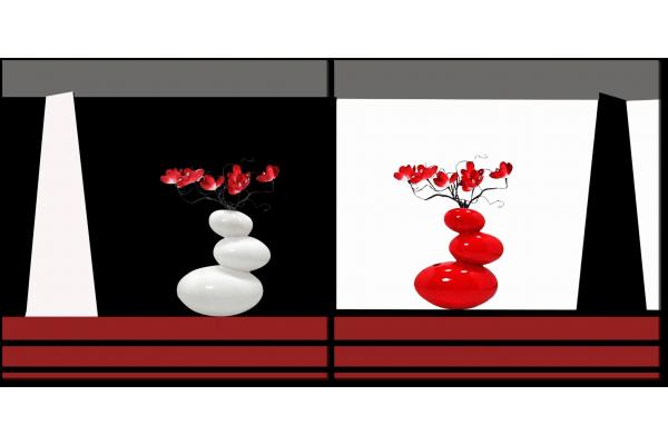 Геометрическая магнолия
