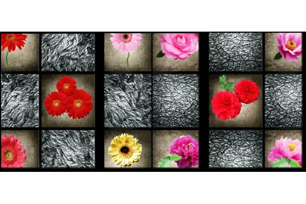 Доска цветов