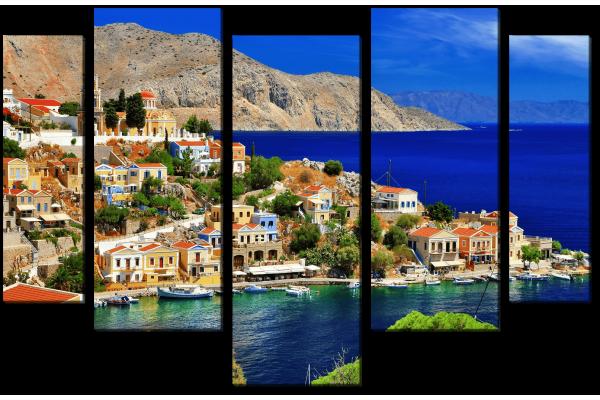 Побережье в Греции