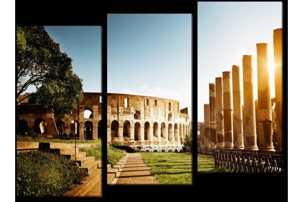 Колонны у Колизея