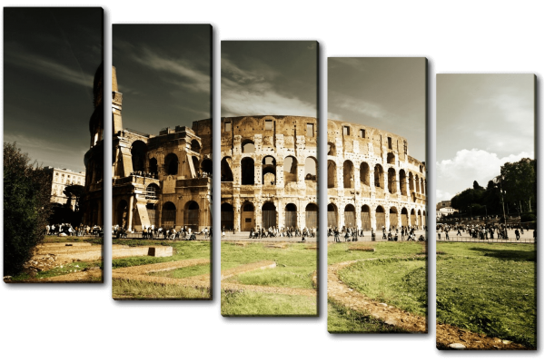 Около Колизея