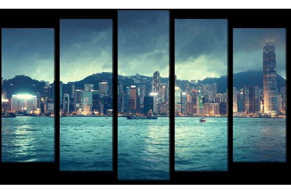 Остров Гонконг