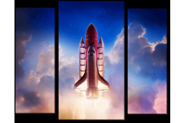 Запуск в космос