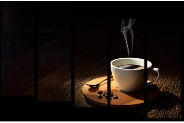 Кофе в тишине