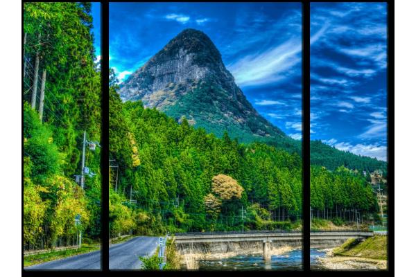 Лесная гора