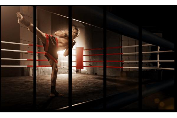 Мастер спорта по кикбоксингу