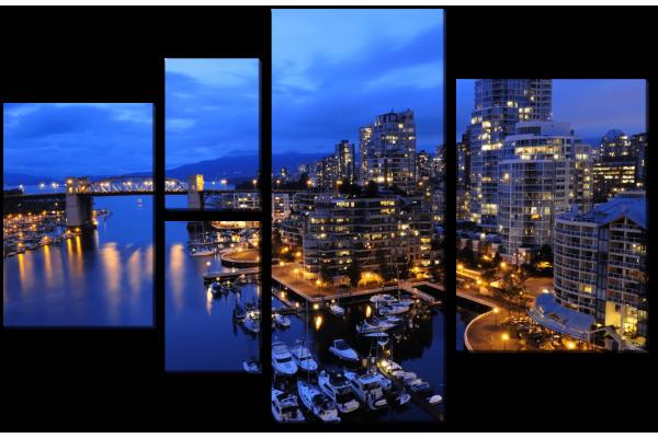 Город в ночи