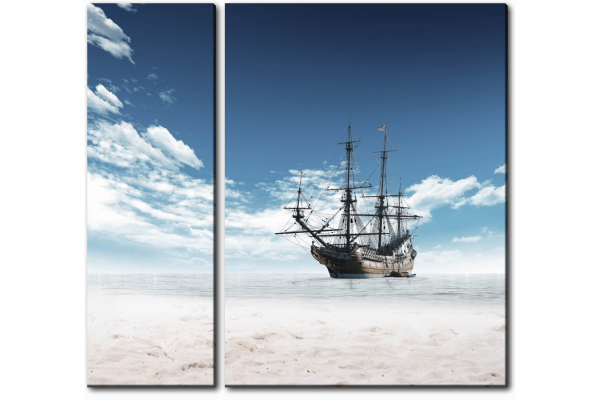 Корабль на мели
