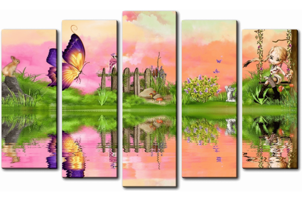 Волшебство весны
